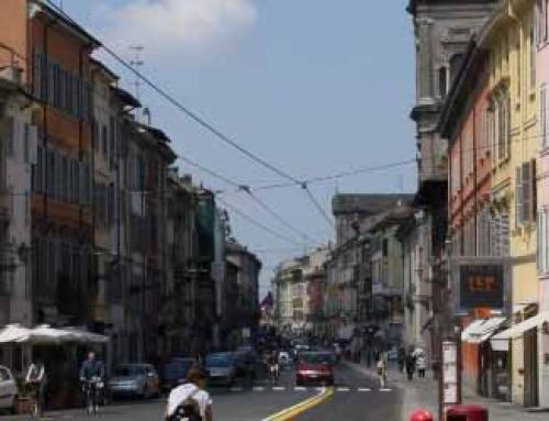 Włochy Parma