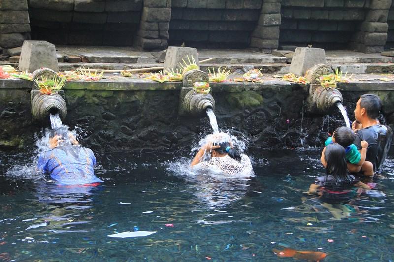 Indonezja Bali Świątynia