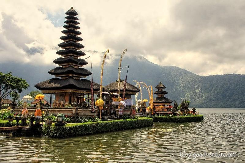 Bali Pura Ulun Danu 5