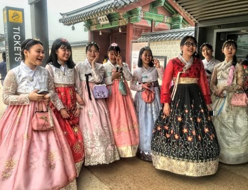 Seul – stolica i największe miasto Korei południowej.