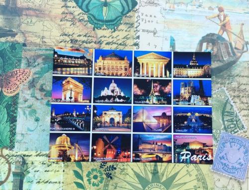 Widokówka z Paryża i spełnione marzenie