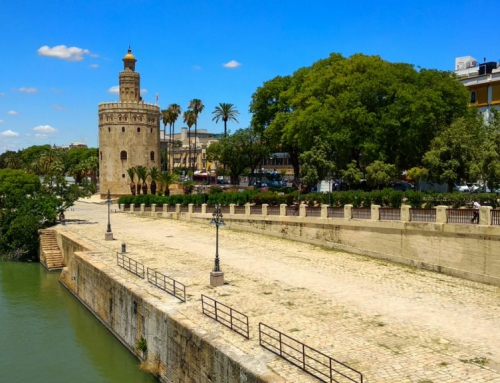 Pod słońcem Sevilli